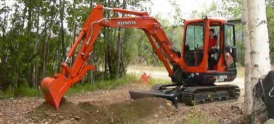 Kents Carpentry & Excavator Services